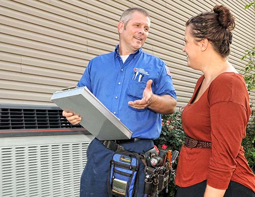 American Clean Air and Heating Services