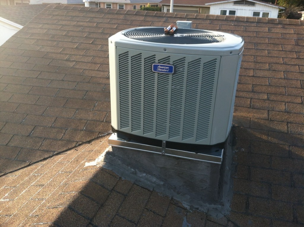 AC Repair Rooftop Los Angeles