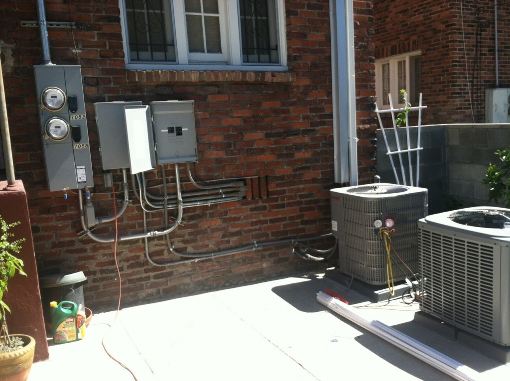 AC Repair Residential Maintenance Glendale