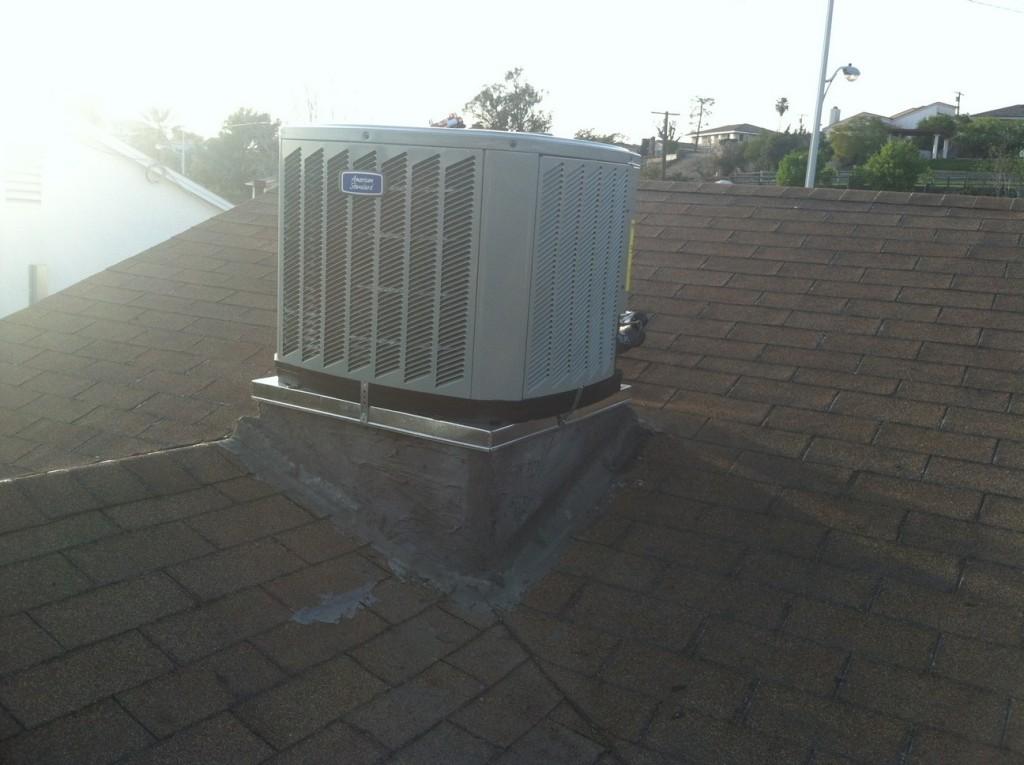 AC Repair Rooftop Glendale