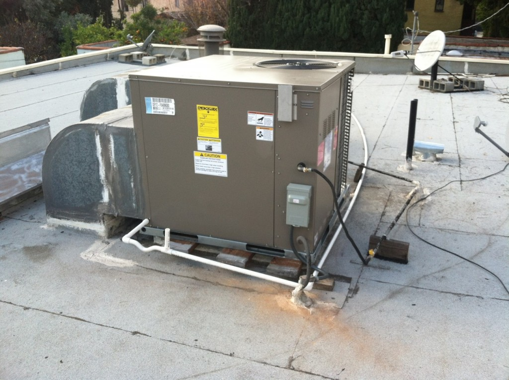 AC Repair Rooftop units Glendale
