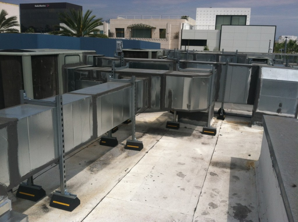 AC Rooftop Unit Repair Glendale