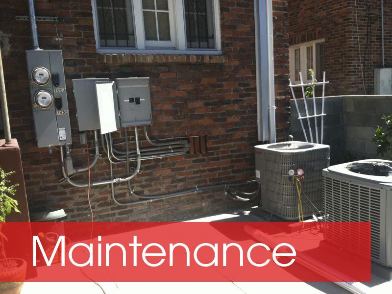 AC Repair Maintenance Los Angeles