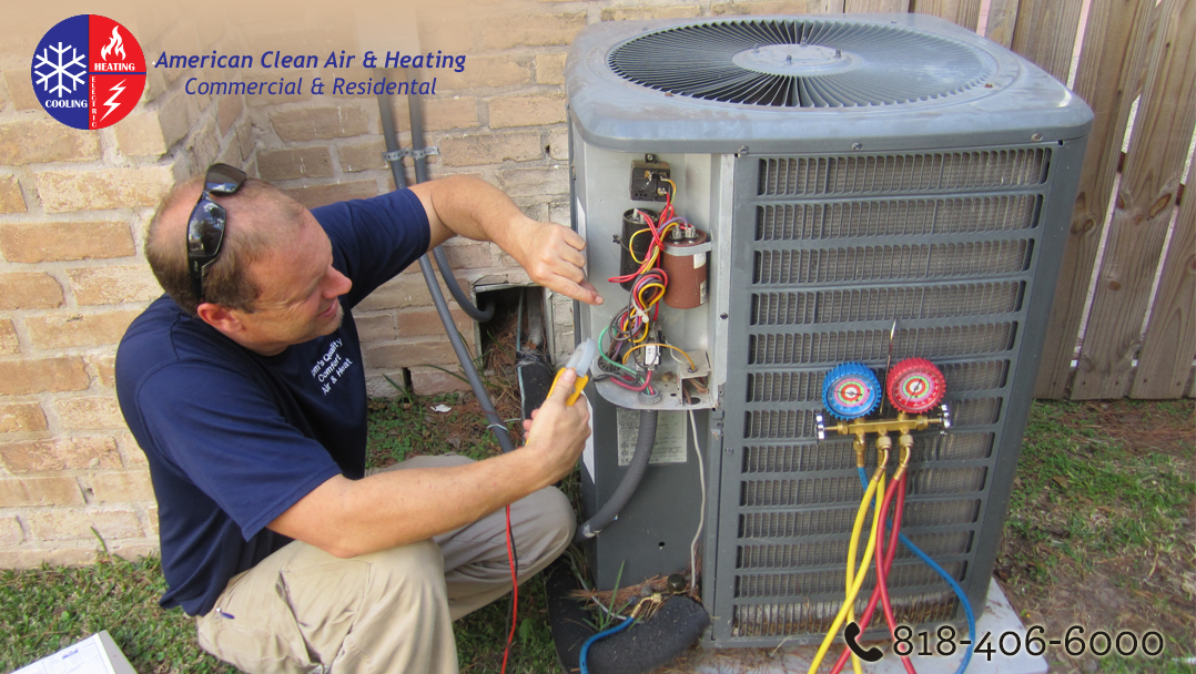 Air Condition Repair in Beverly Hills Service