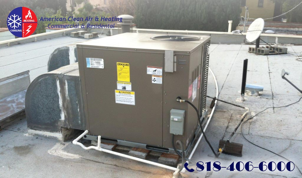 Getting Maintenance for Air Condition in Burbank