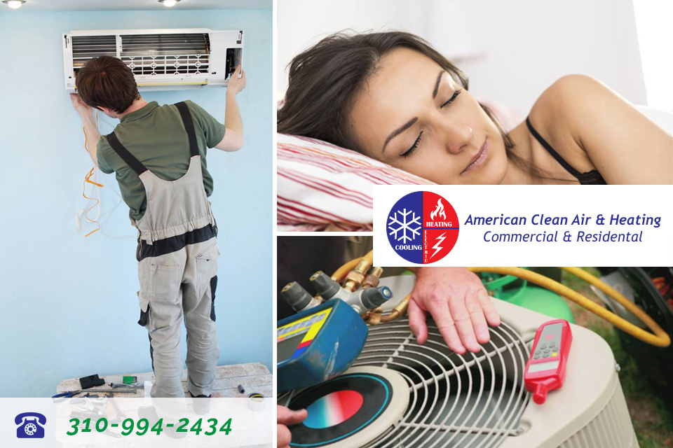 AC repair team from Glendale CA