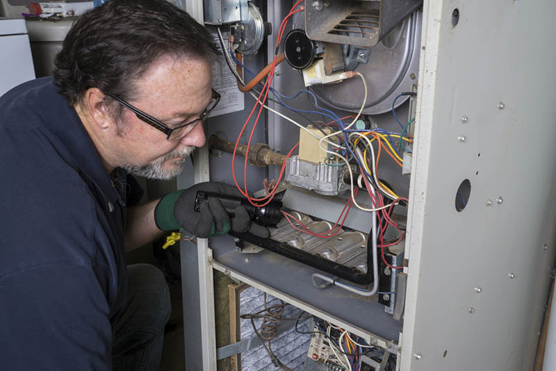 need furnace repair in Burbank, CA