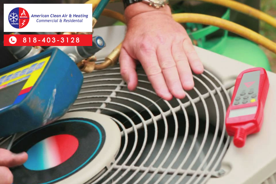 Air Condition Repair Burbank