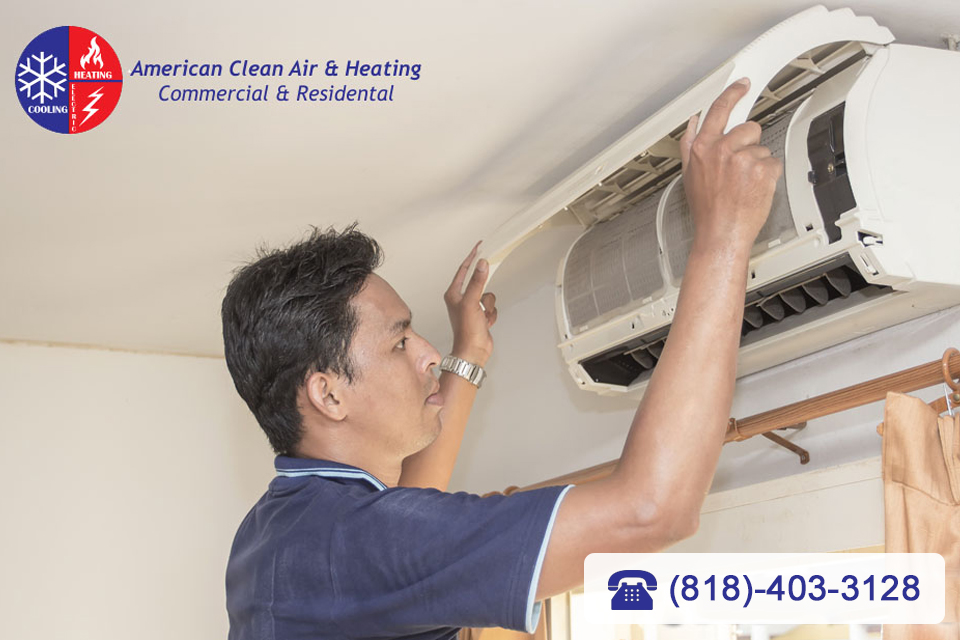 Air condition repair team North Hollywood