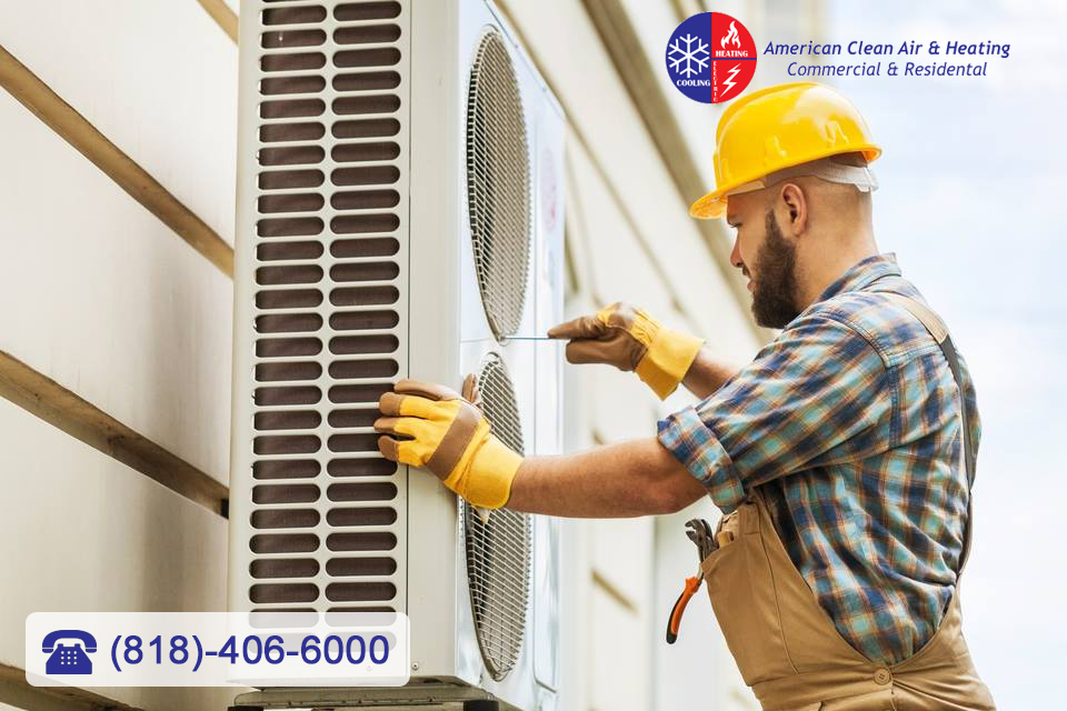 Quality HVAC Service in Glendale CA
