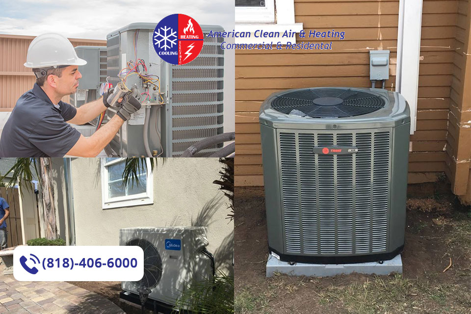 air condition repair service for Rolling Hills