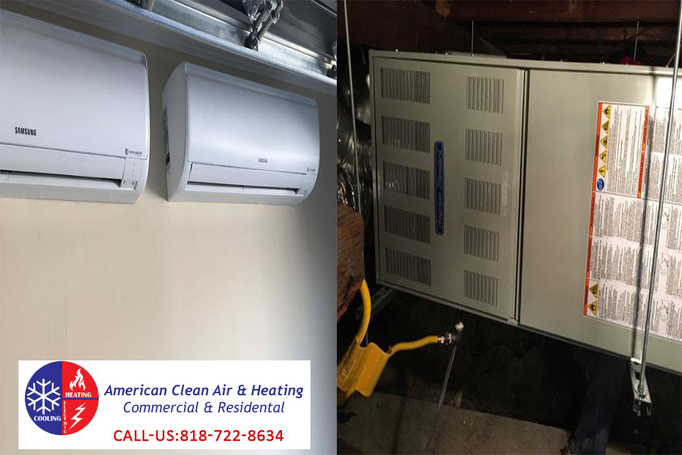 Air Condition Repair Company in Long Beach
