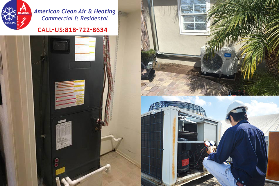 Call Air Condition Repair in San Fernando Valley