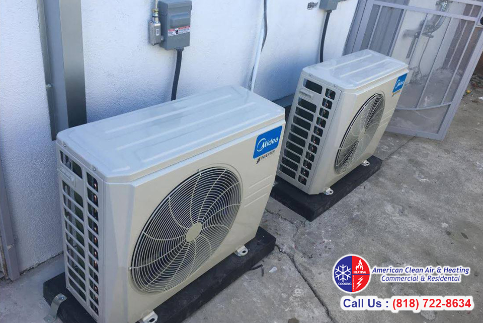 Air Condition Repair in San Fernando