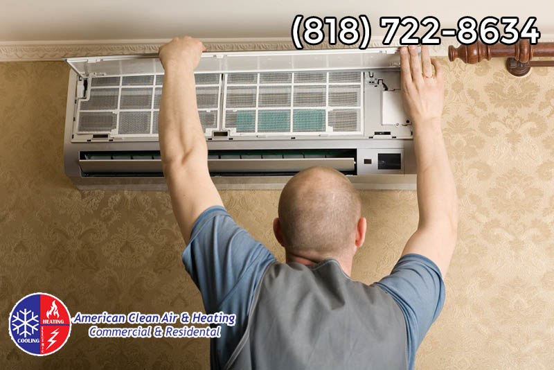Air Condition Repair in Santa Clarita Area