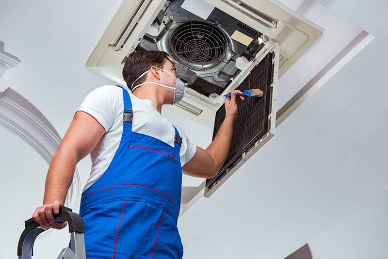 Glendale air conditioning repair service