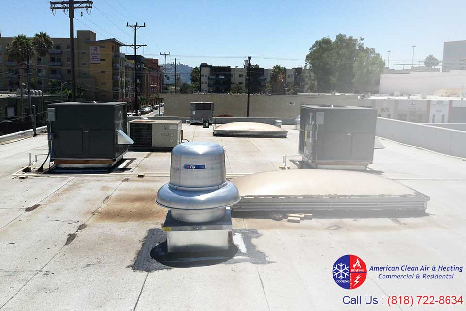 air conditioning and heating company in Encino