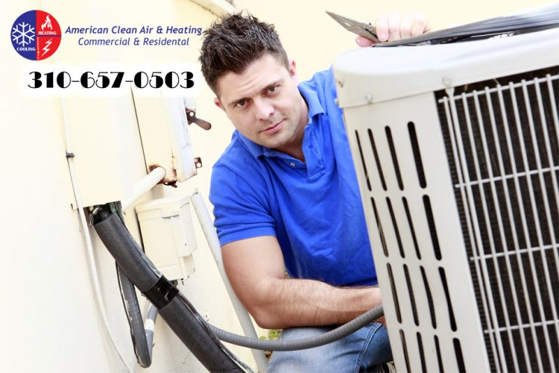 air conditioner service in Los Angeles