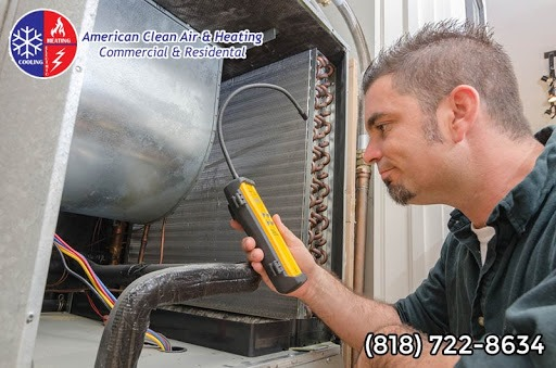 HVAC service in Los Angeles